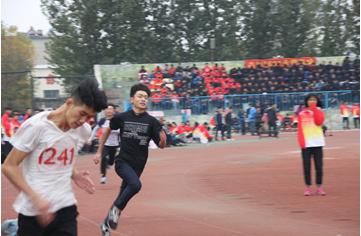 成功举办2018春季运动会
